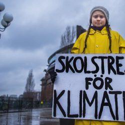 Cambiamento climatico: Fridays for Future di G. Thunberg e altre iniziative